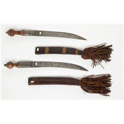 African Knife Pair JMD-12342