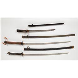 Katana Swords (3) JMD-12345