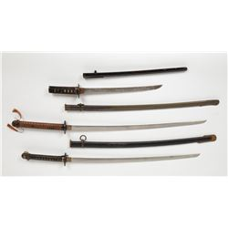Katana Swords (3) JMD-12345