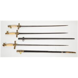 Knights of Pythias Fraternal Swords JMD-12555