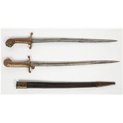 Lion Head Swords JMD-12188