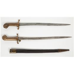 Lion Head Swords JMD-12188