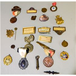 Misc. Badge Assortment JMD-15001