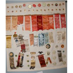 Christmas and other Badges, buttons and ribbons JMD-15090