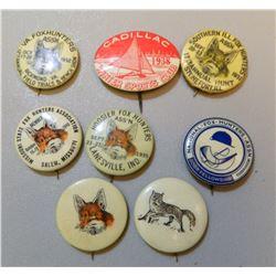 Foxhunt Pins JMD-15024