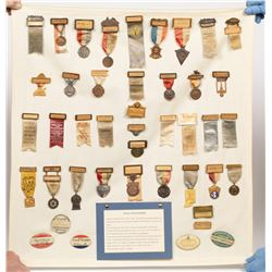 Hatfield Collection of Badges, c1910-1935 JMD-10038