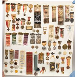 Large Badge Collection JMD-10037