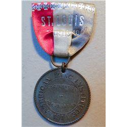 ZINC Mining Badge JMD-15045