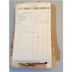 Claremont  Business records JMD-15002