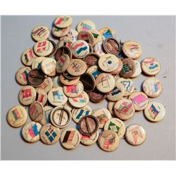 All Nations Button Collection JMD-15268
