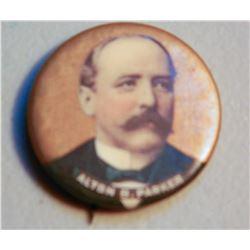 Alton B Parker Button JMD-15269