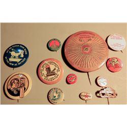 Hardware Buttons (11) JMD-15204