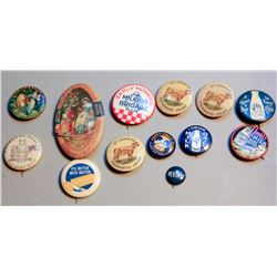 Milk Products Buttons (13) JMD-15235