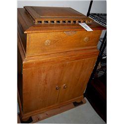 Regina Large Copper Plate Music Box JMD-15127