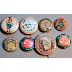 Bakery Pins JMD-15220