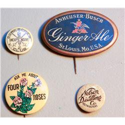 Booze Pins (4) JMD-15225
