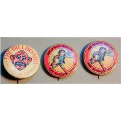 Newspaper Pins (3) JMD-15212