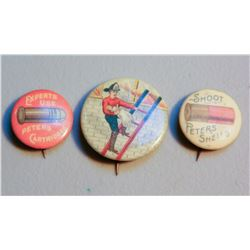 Food, Coffee, Tobacco Pins (12) JMD-15265