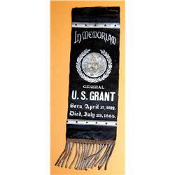US Grant Memorial Ribbon JMD-15102