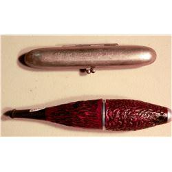 Vintage Cigar Holder and Case JMD-15124