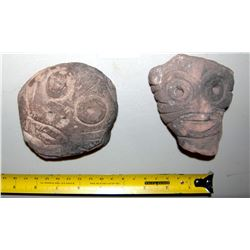 Carved Stone Faces JMD-15178