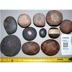 Round Stone Tools JMD-15157