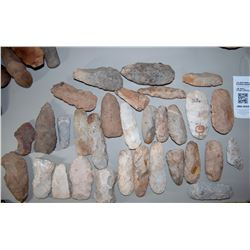 Stone Tool Collection JMD-15154