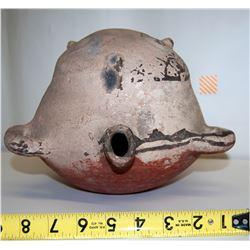 Unusual Clay Water Jug JMD-15255