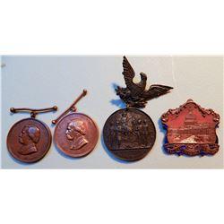 GAR Medals (4) JMD-15018