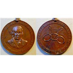 IOOF 1903 Medal JMD-15017