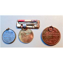 Livestock and Byrd Medals (3) JMD-15015