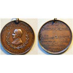McKinley Medal JMD-15020