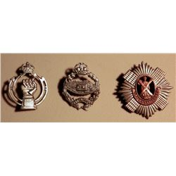 British Badges (3) JMD-15120