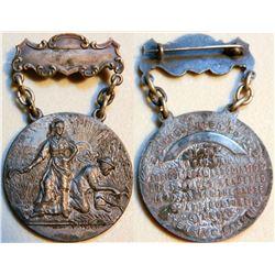 Farming Medal, Silver JMD-15234