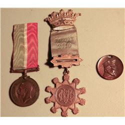Foreign Military Medals (3) JMD-15170