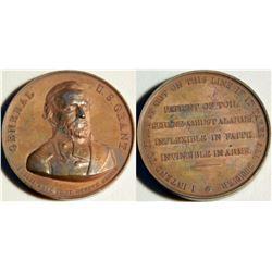 General US Grant Medal JMD-15139