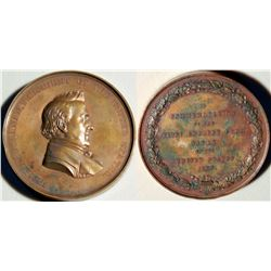 James Buchanan Medal JMD-15138
