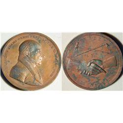 JQ Adams Medal JMD-15140