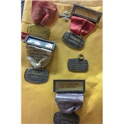 Rare Cooperage Medals  JMD-15192.1