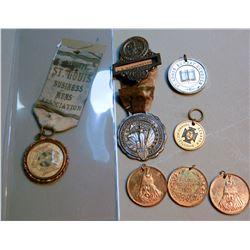 St Louis Medals (7) JMD-15270
