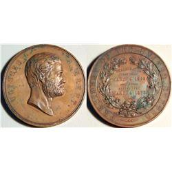 US Grant Medal JMD-15150