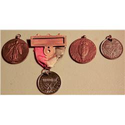 WW 2 Medals (4) JMD-15203