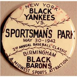 """Black"" Baseball Pin JMD-15129"