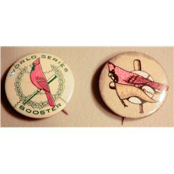 St. Louis Cardinal Pins-Very Nice Condition! JMD-15099
