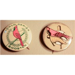St. Louis Cardinal Pins-Very Nice Condition! JMD-15099
