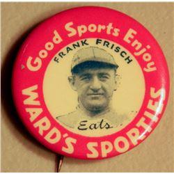 Ward's Sporties BB Button JMD-15093