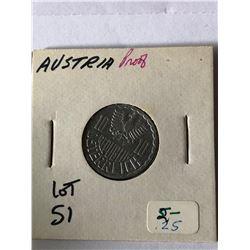 Austria Proof Coin