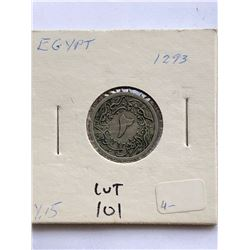 Rare Early 1273 EGYPT Girsh Coin