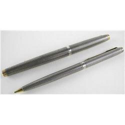 Estate Parker Pen & Pencil Set.