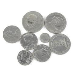 Estate Lot US & World Coins.